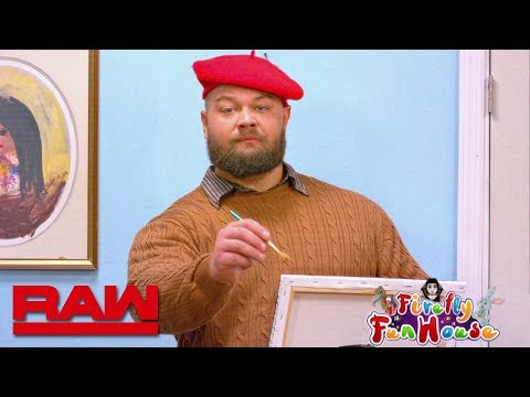 """Bray Wyatt paints a surprising picture on """"Firefly Fun House"""": Raw, April 29, 2019"""