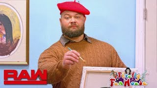 "Bray Wyatt paints a surprising picture on ""Firefly Fun House"": Raw, April 29, 2019"