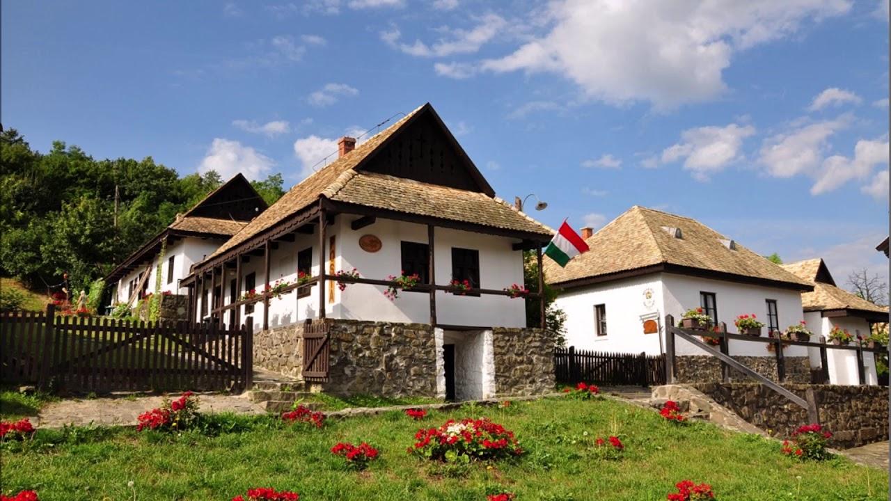 Фото венгерской деревни
