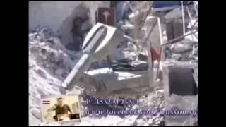 Как в Сирии применяют УР-77 «Змей Горыныч»