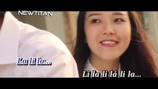 [KARAOKE] Cơn mưa tuổi thanh xuân - Lynk Lee (Beat Chuẩn)