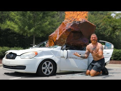 destroying-my-friend's-car-and-surprising-him-with-a-new-one