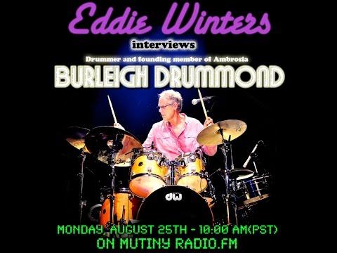 Ambrosia - Burleigh Drummond In-Depth Interview -  8/25/14
