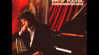 david foster - after the love has gone (duet with kenny g.)