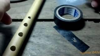 Video hướng dẫn tự làm màng rung cho các loại sáo từ bao Nilon