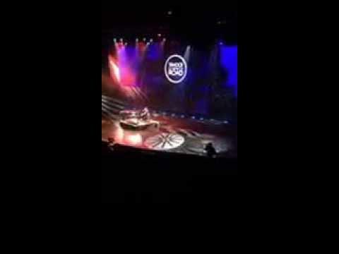 John Legend - Yahoo keynote-@LVH Theater on 1/7/2014