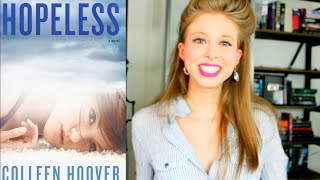 HOPELESS BY COLLEEN HOOVER | booktalk with XTINEMAY Thumbnail