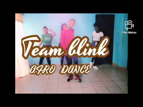 (Team Blink ) Joeboy - All For You  (dance Video)