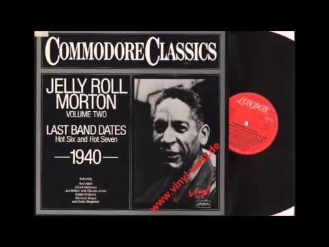 Jelly Roll Morton 1940