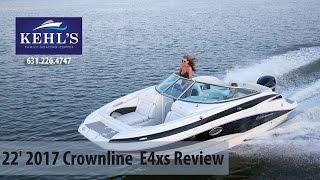 22 2017 crownline e4xs review