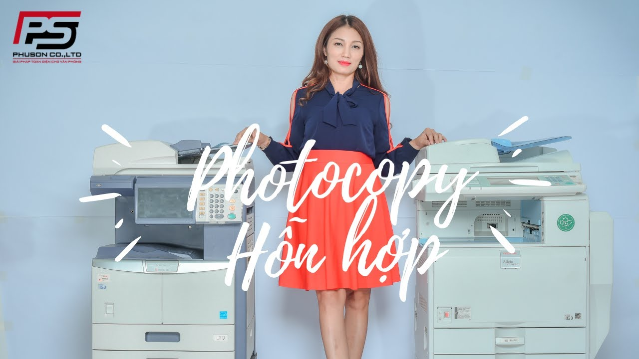 HDSD Cơ Bản Máy Photocopy RICOH || Bài 8: Hướng Dẫn Photocopy Hỗn Hợp Các Khổ A3, A4 Cùng 1 Lúc