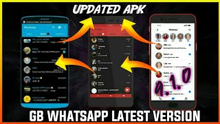 Gambar cover Download whatsapp GB for android and ios
