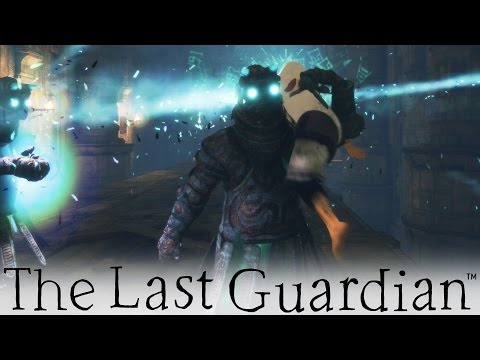 The Last Guardian - Getting Caught (7)