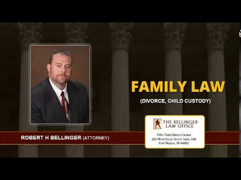 Parenting Time In Fort Wayne, IN. Explained By Family Law Attorney, Robert Bellinger | 260-428-2214