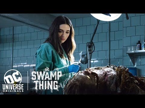 Swamp Thing   Abby   DC Universe   The Ultimate Membership
