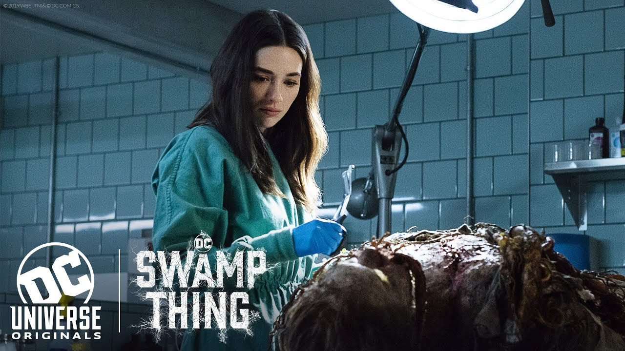 Swamp Thing News, Reviews, and Episode Guide | Den of Geek