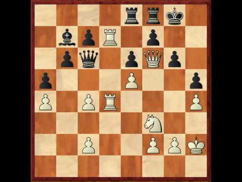 Nigel Short's King March (Greatest Chess Games)