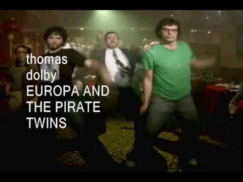 THOMAS DOLBY: EUROPA AND THE PIRATE TWINS