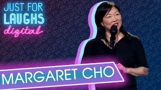 Margaret Cho - Tattoos Will Hide Wrinkles