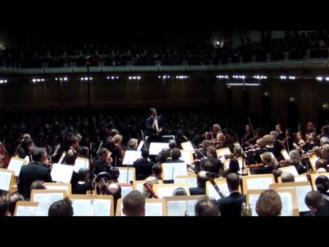 G. Mahler - 2nd Symphony - Harvestehuder Sinfonieorchester - Harish Shankar