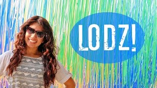 WE WENT TO LODZ