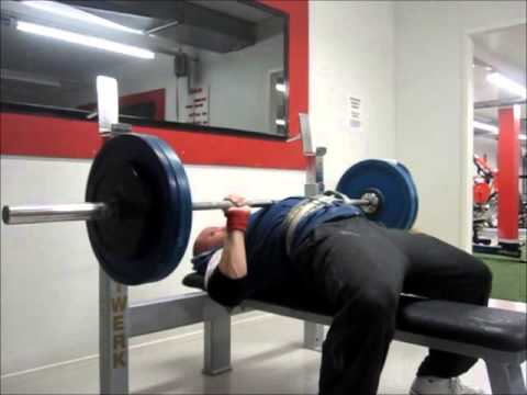 Paused Close Grip Bench Press, 120kg x 5 - YouTube