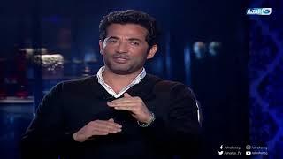 بالفيديو- عمرو سعد: هذا الفيلم الأهم في مشواري الفنينهال ناصر