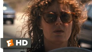 Thelma & Louise (1/11) Movie CLIP - I'm Goin' to Mexico (1991) HD
