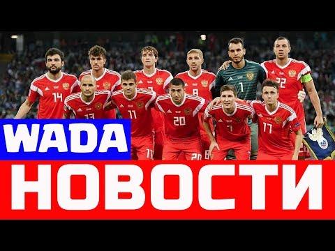 Сборную России по Футболу отстранили от ЧМ 2022 Решение WADA о допинге