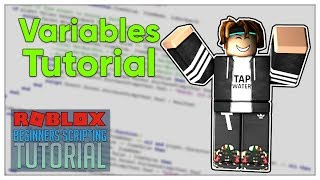 Beginner's Roblox Scripting Tutorial #3 - Variables (Beginner to Pro 2019)