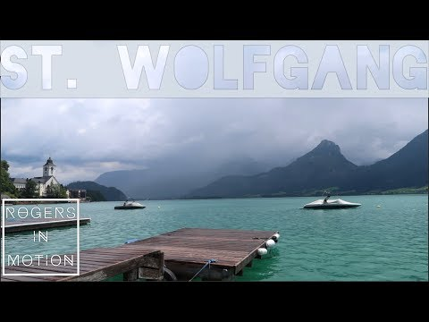 The beauty of St. Wolfgang  (Austria Travel Vlog)