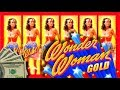 TONS Of BIG WINS LIVE PLAY BONUSES On Wonder Woman Slot Machine W SDGuy1234 mp3