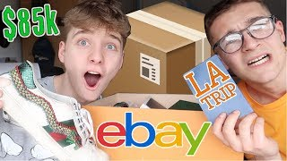 I Bought A $85,000 Mystery Box From eBay