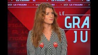 Le Grand Jury de Marlène Schiappa
