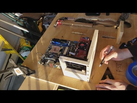 Build A Wood PC Case PART 1
