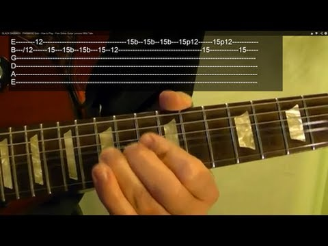 iron maiden the number of the beast tabs: