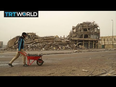 Rebuilding Mosul: Iraq city struggles against spread of disease