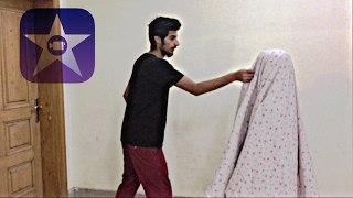 Magic Video Editing - Disappear A Person With Cloth - Android/IOS iMovie