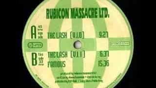 Rubicon Massacre Ltd. - The Lash - Overdose - 1996