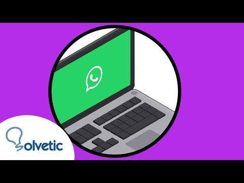 📥  Cómo DESCARGAR el WhatsApp Web en mi LAPTOP 2021