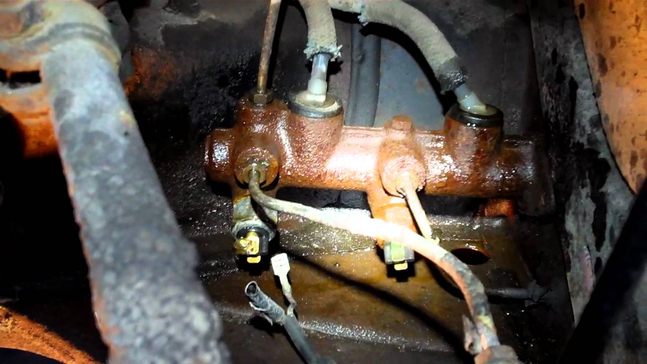 hight resolution of how to diagnose and replace your old vw brake master cylinder