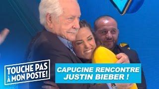 Capucine hypnotisée rencontre Justin Bieber dans TPMP !