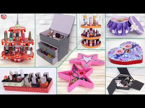 10 Use Full !!! Organization Ideas || DIY Handmade Things