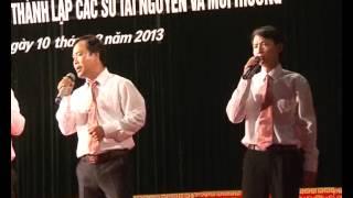 Hành khúc người địa chất - Sở TN&MT Quảng Bình