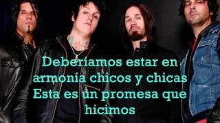 Papa Roach - She Loves Me Not - Sub. Español.