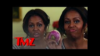 Michelle Obama: Turnip For What?