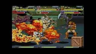 Alien VS Predator Arcade Full BGM Music BSO OST
