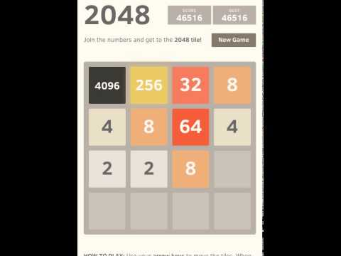 2048  the 4096 is real!