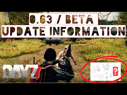 Dayz Standalone Update 0.63 BETA New Animations, Changes, Features and Information