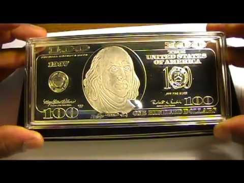 Silver Bullion - Washington Mint Silver Benjamin Franklin Proof